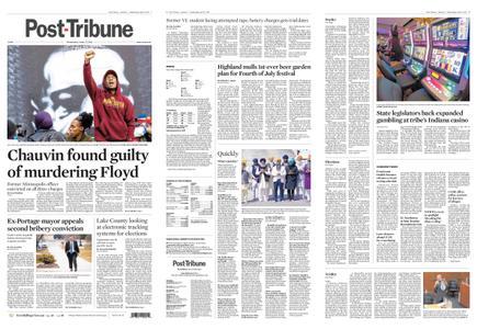 Post-Tribune – April 21, 2021