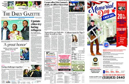 The Daily Gazette – May 13, 2019