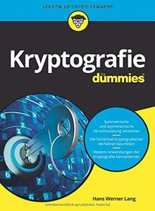 Kryptografie fur Dummies (Für Dummies)