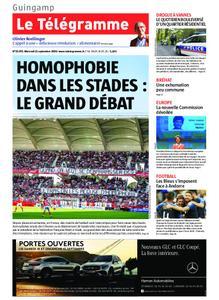 Le Télégramme Guingamp – 11 septembre 2019
