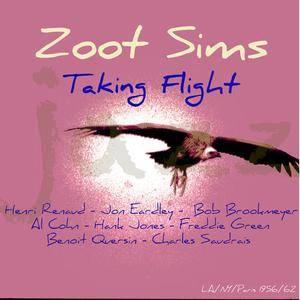 Zoot Sims - Taking Flight (2018)