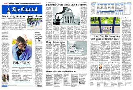 The Capital – June 16, 2020
