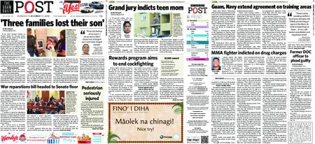 The Guam Daily Post – December 11, 2019