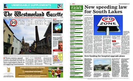 The Westmorland Gazette – September 17, 2020