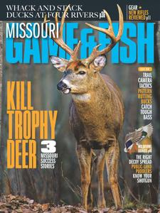 Missouri Game & Fish - November 2018