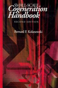 Small-Scale Cogeneration Handbook | English | PDF | 13.7M