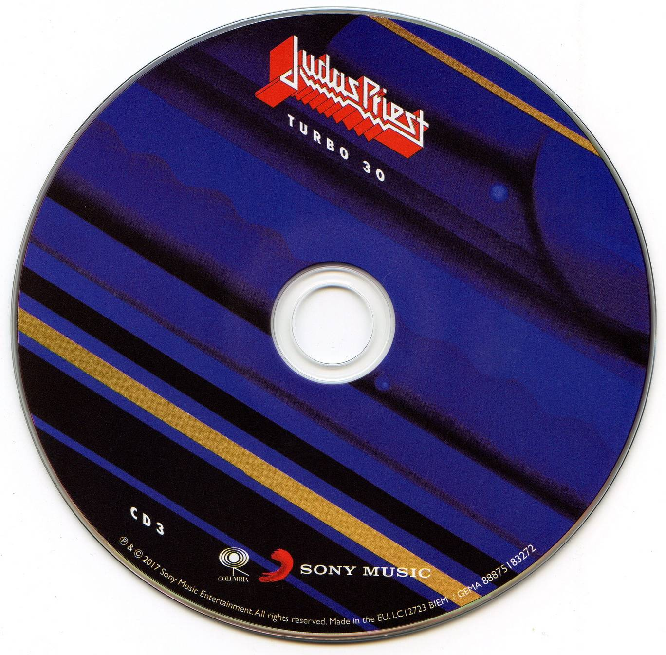 Judas Priest - Turbo 30 (Remastered 30th Anniversary Deluxe Edition) (1986/2017)