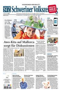 Schweriner Volkszeitung Hagenower Kreisblatt - 04. Oktober 2018