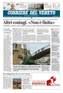 Corriere del Veneto Padova e Rovigo – 23 maggio 2020