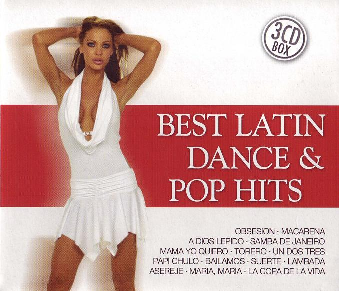 Various - Best- Latin Dance and Pop Hits (2006) 3CD