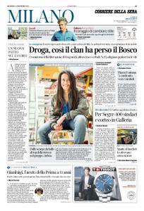 Corriere della Sera Milano – 01 dicembre 2019