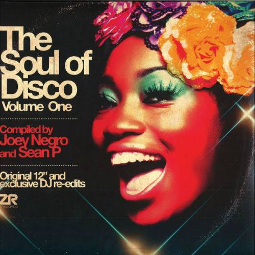 VA - The Soul Of Disco Vol.1 (By Joey Negro And Sean P) (2017)