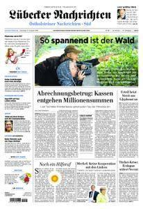 Lübecker Nachrichten Ostholstein Süd - 14. August 2018