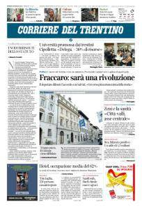 Corriere del Trentino - 18 Maggio 2018