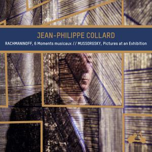 Jean-Philippe Collard - Rachmaninoff: 6 Moments musicaux - Mussorgsky: Pictures at an Exhibition (2018) [24/88]