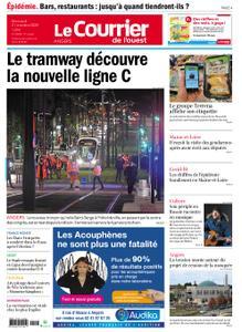 Le Courrier de l'Ouest Angers – 21 octobre 2020