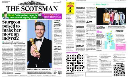 The Scotsman – January 08, 2019