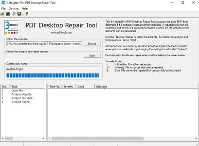 3-Heights PDF Desktop Repair Tool 4.12.26.5 Portable