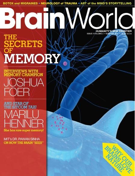 Brain World - Summer 2011