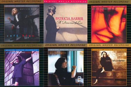 Patricia Barber - MFSL's SACD Collection (7x SACD 1992-2013) [MFSL Remasters 2002-2013] PS3 ISO + Hi-Res FLAC