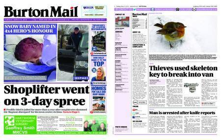 Burton Mail – March 15, 2018