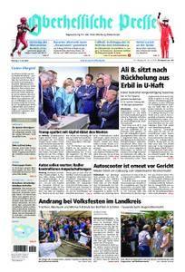 Oberhessische Presse Marburg/Ostkreis - 11. Juni 2018