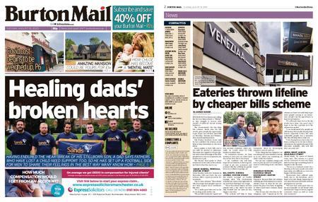 Burton Mail – August 18, 2020