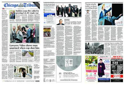 Chicago Tribune – July 26, 2018