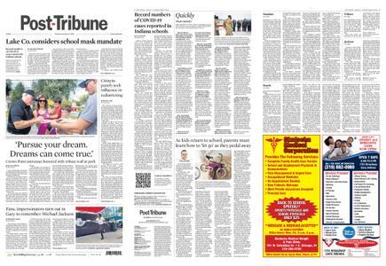 Post-Tribune – August 31, 2021