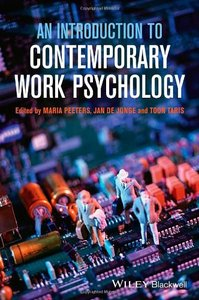 An Introduction to Contemporary Work Psychology (repost)