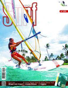 Surf a Vela - julio 2014