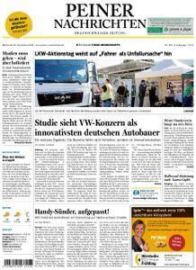 Peiner Nachrichten - 19. September 2018