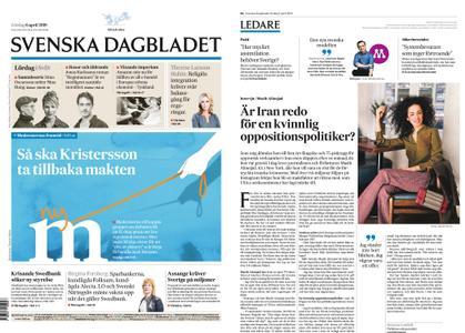 Svenska Dagbladet – 06 april 2019