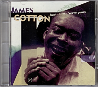 James Cotton - The Best Of The Verve Years (1995) [Re-Up]