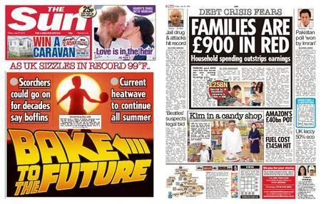 The Sun UK – 27 July 2018