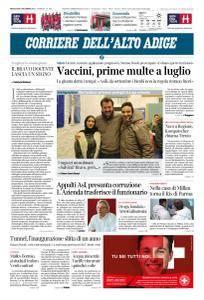 Corriere dell'Alto Adige - 6 Dicembre 2017