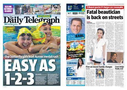 The Daily Telegraph (Sydney) – April 07, 2018