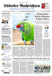 Lübecker Nachrichten Ostholstein Süd - 01. August 2019