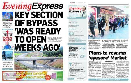 Evening Express – September 19, 2018