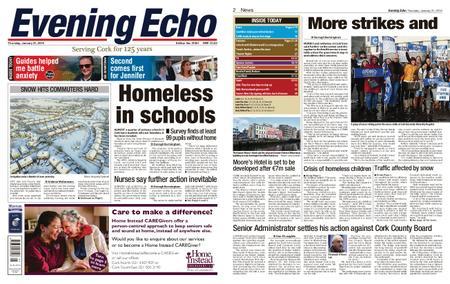 Evening Echo – January 31, 2019