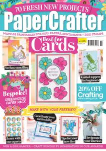 PaperCrafter – May 2021
