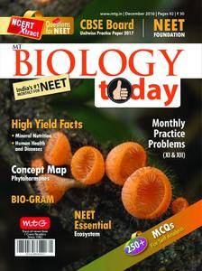 Biology Today - December 2016