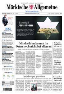 Märkische Allgemeine Westhavelländer - 07. Dezember 2017