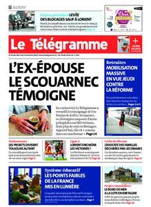 Le Télégramme Auray – 04 décembre 2019