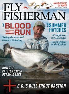 Fly Fisherman - June/July 2020