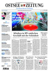 Ostsee Zeitung Wolgast - 11. Januar 2019