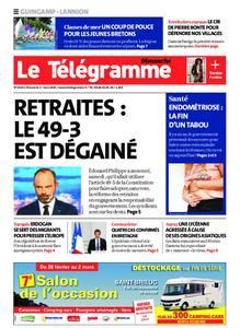 Le Télégramme Guingamp – 01 mars 2020