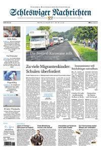 Schleswiger Nachrichten - 25. August 2017