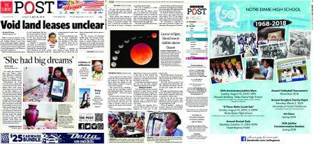 The Guam Daily Post – July 29, 2018
