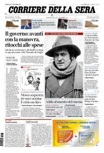 Corriere della Sera – 27 novembre 2018